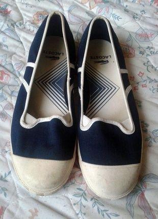 Kup mój przedmiot na #vintedpl http://www.vinted.pl/damskie-obuwie/polbuty/11340823-granatowe-tenisowki-trampki