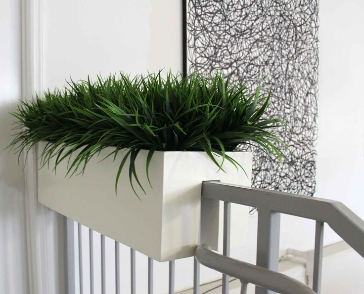 Contemporary Planter Boxes With Minimalist Outdoor Planter Black Boxes  Design With Beautiful Purple Flower Ideas For Contemporary Window Box  Planting Ideas ...