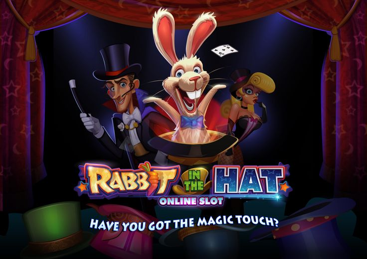 Rabbit in the Hat online slot www.royalvegasonlinecasino.com