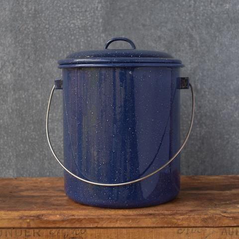 Falcon enamel billy/rice cooker