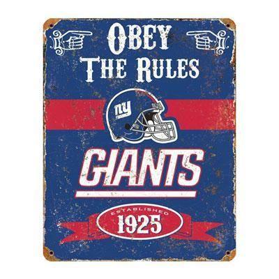 Skiba's Depot - NY Giants Vintage Sign (VSGI), $19.99 (http://alexander-skiba-s-store.mybigcommerce.com/ny-giants-vintage-sign-vsgi/)