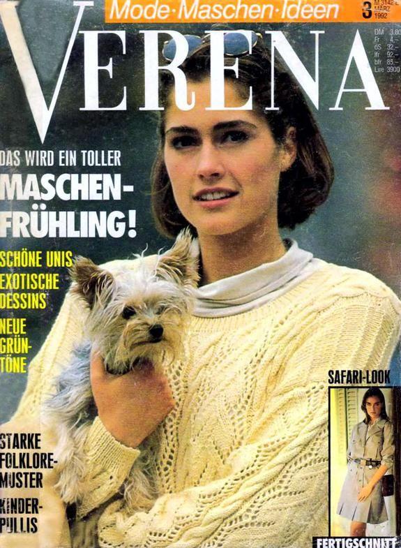 Нем.журналы(старые) wwVerena_1992_03_1