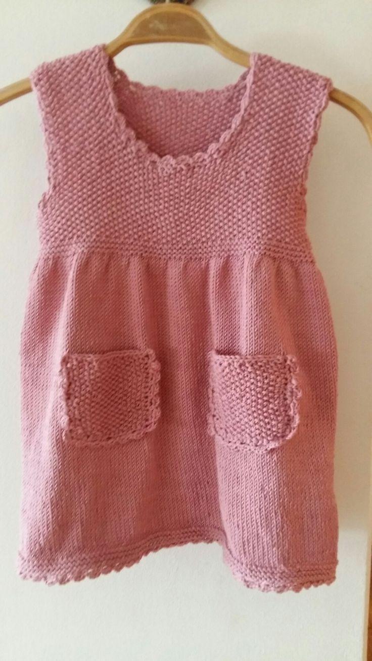 Kjole fra Dropsmønster