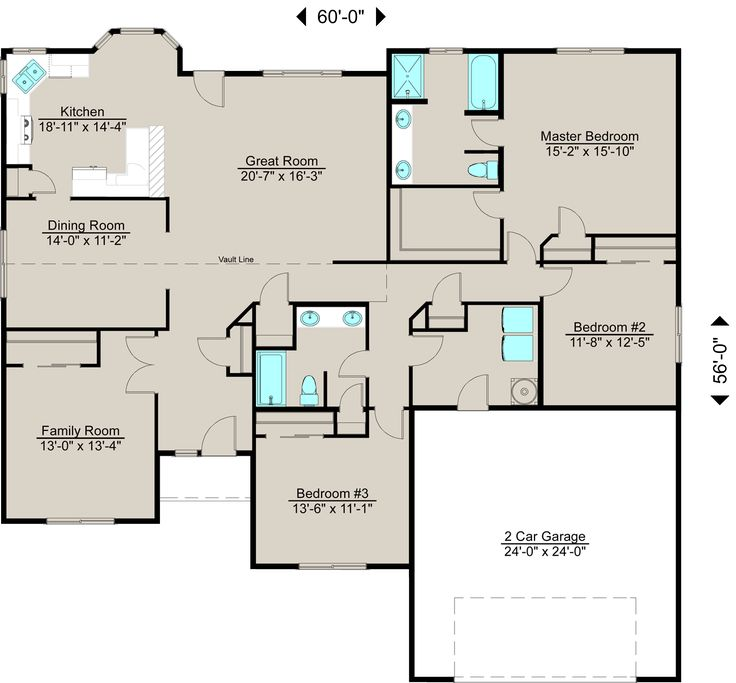 Efficient Kitchen Floor Plans: 13 Best Lexar Kitchens Images On Pinterest