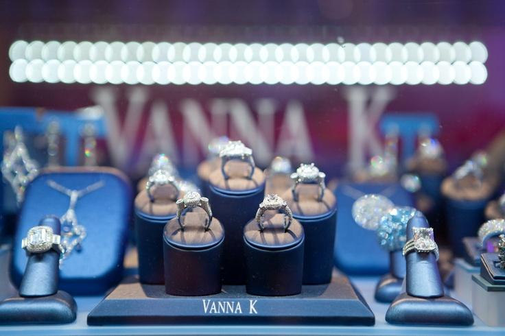 Looking for a Unique Designer Diamond Ring?  Visit www.VannaK.com