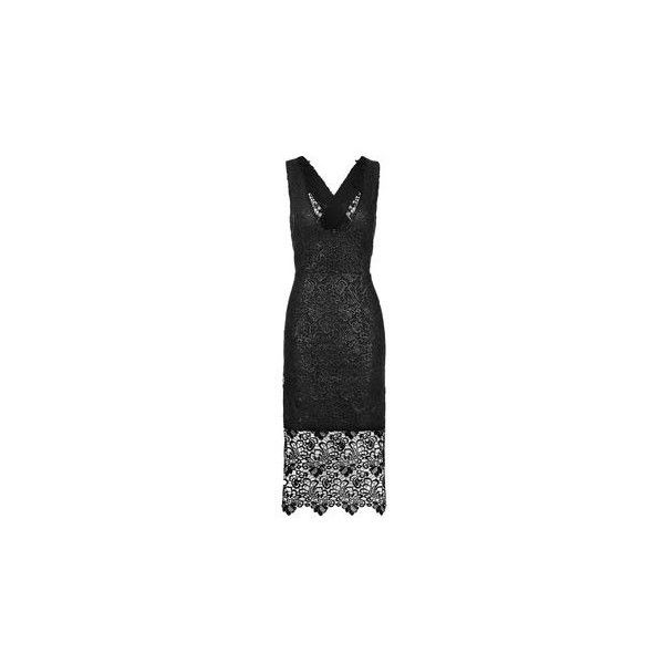 PETITE Lace Plunge Midi Dress ❤ liked on Polyvore featuring dresses, petite midi dress, mid calf cocktail dresses, plunge midi dress, petite cocktail dress and petite dresses