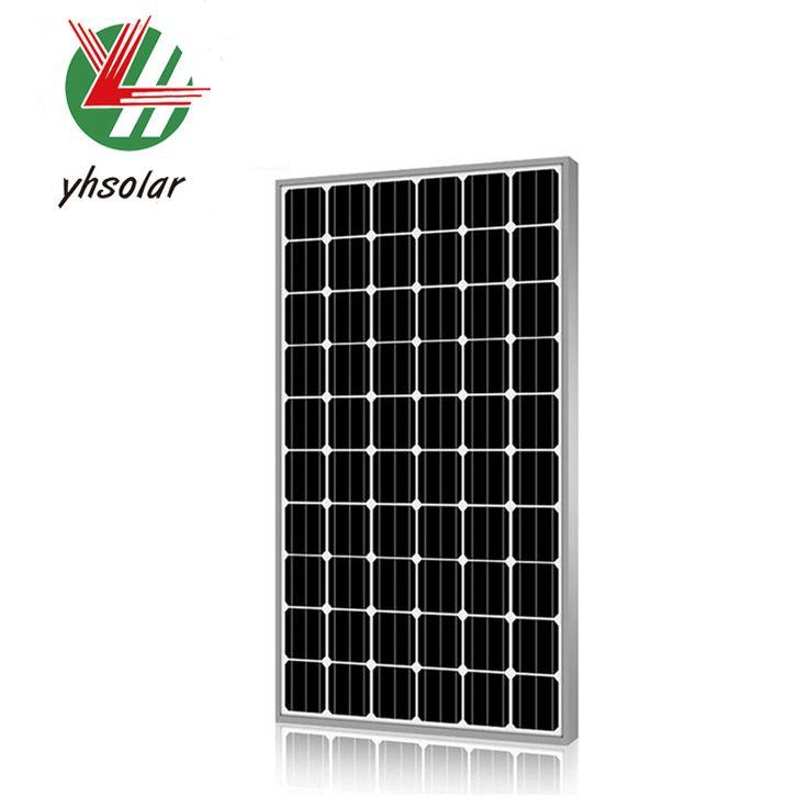 100w 150w 200w 250w 300w monocrystalline solar panel 250 mono solar panel solar panel manufacturers in China