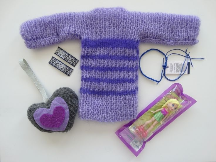 Zestaw sweter i akcesoria Milori w Milori na DaWanda.com