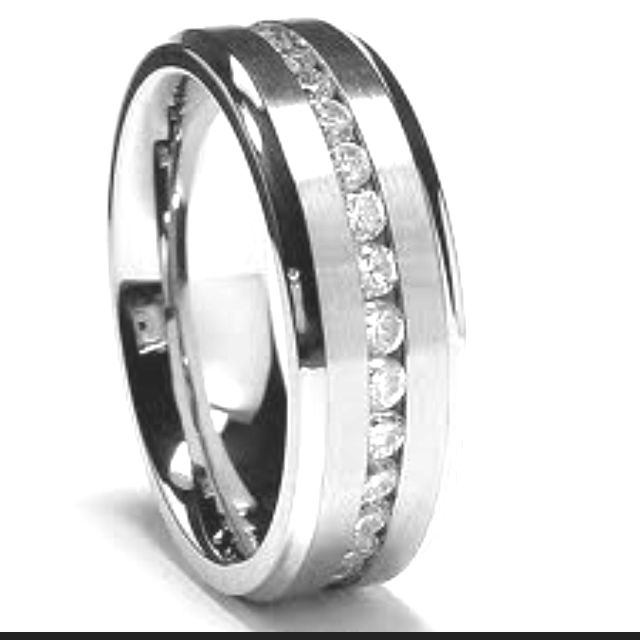my favorite so far!! Men's wedding ring
