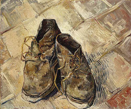 Vincent van Gogh: Shoes (1992.374)   Heilbrunn Timeline of Art History   The Metropolitan Museum of Art