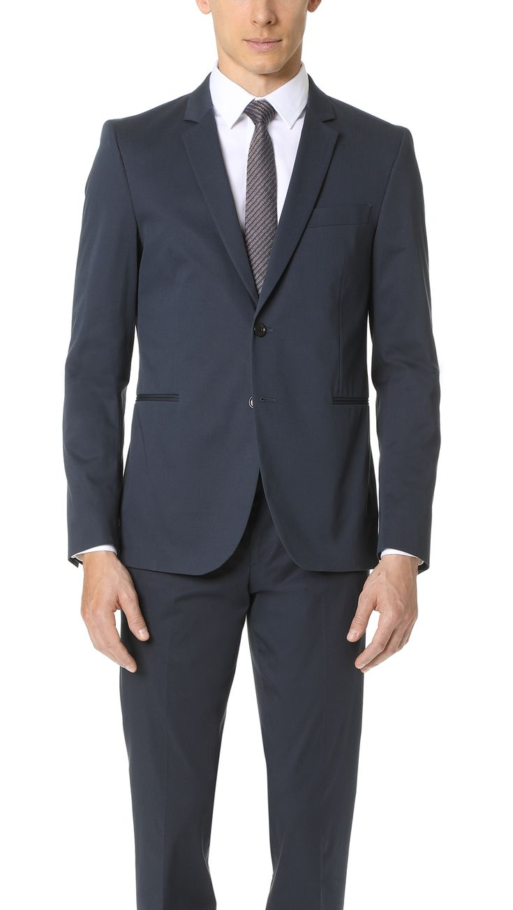 PS BY PAUL SMITH Unconstructed Slim Fit Suit Jacket. #psbypaulsmith #cloth #jacket
