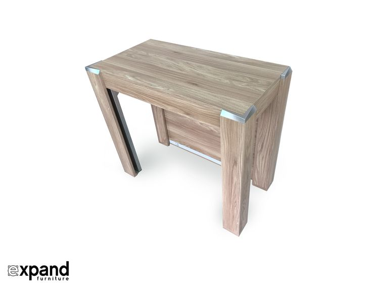 Small Tables That Expand Part - 43: Expanda Console With Contained Extensions - Expand Furniture - Folding  Tables, Smarter Wall Beds, Space Savers