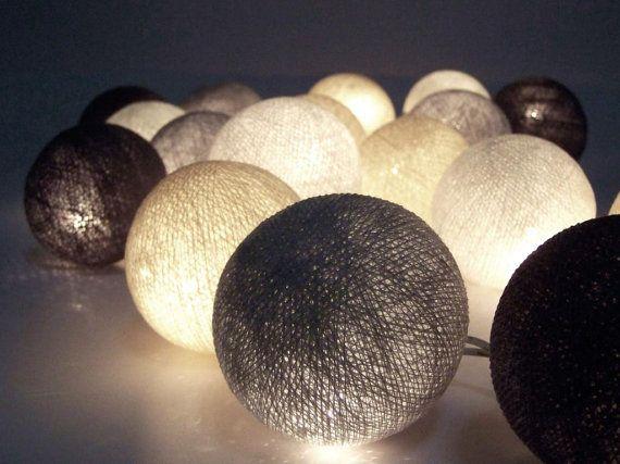 Fairy lights, big balls, string lights, cottonball lights, christmas lights, party, wedding, decoration lights    !!! Fairy lights, we supply