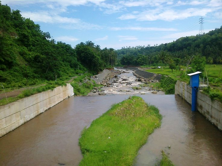 Dam Titab, Busungbiu, Buleleng. Bali