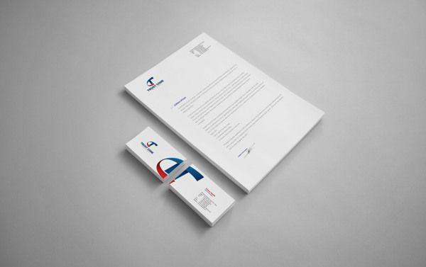 Trust Code - Kop Surat Desain Elegan