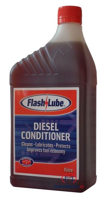 1 litr aditiva do nafty pro celoroční provoz - Flashlube Diesel Conditioner