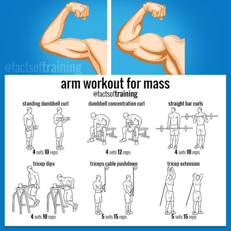 #doubletap if you want bigger arms! Then you need to SAVE this post, try these great exercises and FOLLOW @factsoftraining for more fitness tips  . . . .  Tag us in your pictures #factsoftraining . #health #fitness #fit #dreambody #fitnessmodel #fitnessaddict #fitspo #workout #bodybuilding #cardio #gym #train #training #photooftheday #abs #healthy #instahealth #healthychoices #active #strong #motivation #instagood #lifestyle #diet #getfit #cleaneating #eatclean #exercise - factsoftraini...