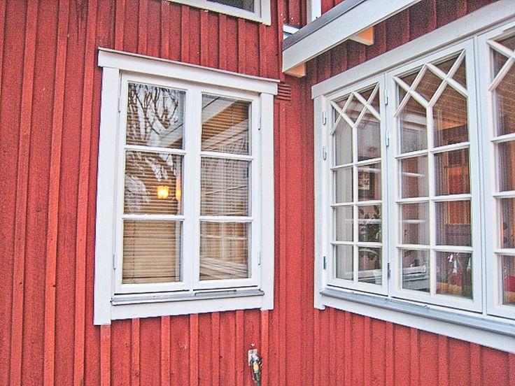 Fönster från Vikbolandet | www.allmoge.se