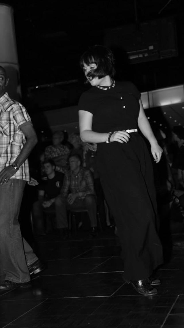 Northern soul girl