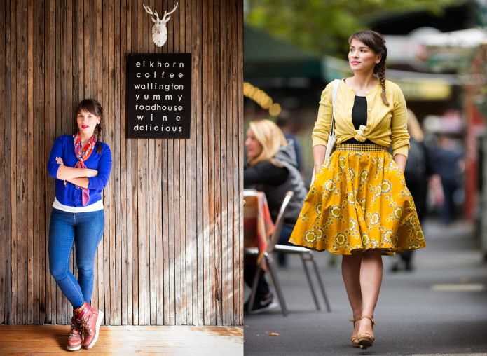 Step inside my Melbourne wardrobe, from my latest show Rachel Khoo's Kitchen Notebook Melbourne #RKKNM