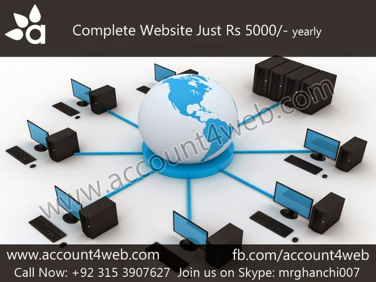 Account4WEB    Web Hosting in Pakistan.: Account4WEB Is One Of The Best WEB HOSTING Company...