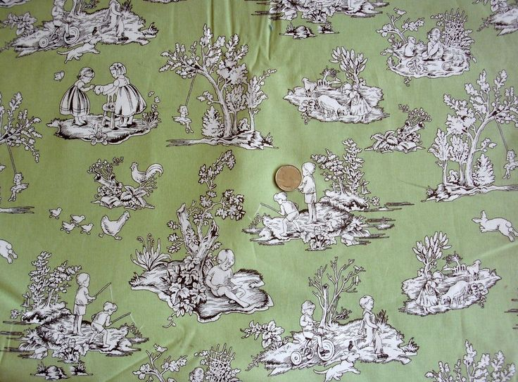 374 best Fave fabrics images on Pinterest | Anna, Blue grey and ... : toile quilting fabric - Adamdwight.com