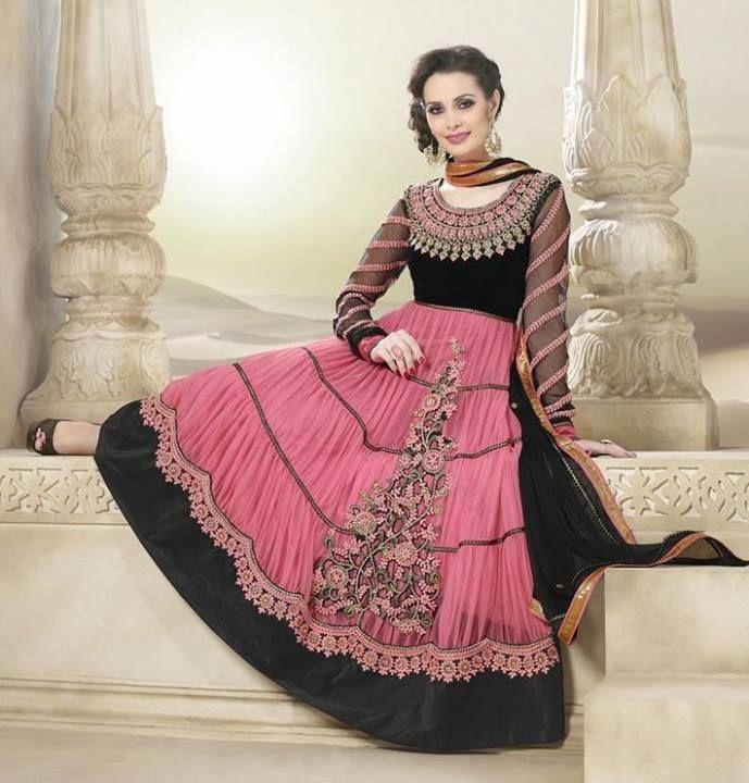 Anarkali Dress Design Images