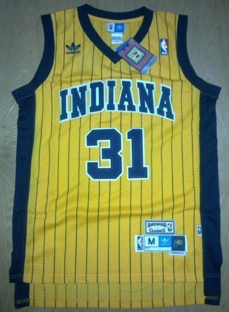 Brand New Reggie Miller Indiana Pacers #31 Indiana Pacers #FlairHair #ConceptOneAccessories