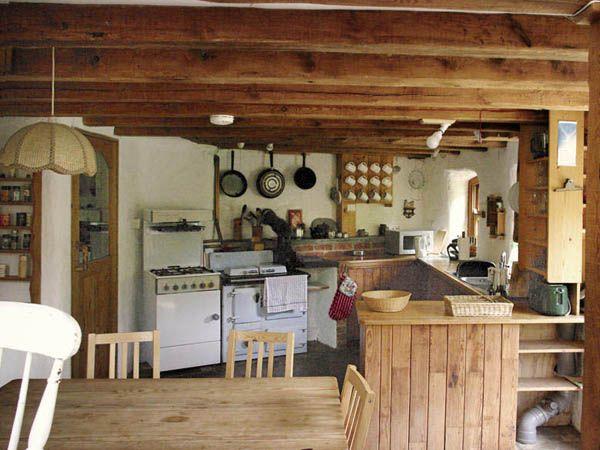 Tan y Bryn - Kitchen/dining area