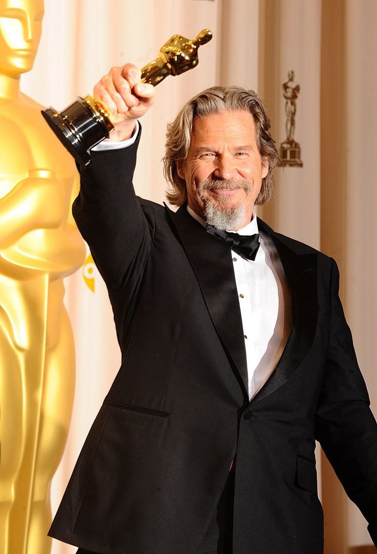 "AN elated Jeff Bridges shouted: ""Mum and Dad, yeah look - woo-hoo!"" as he collected his best actor Oscar. He said: ""Thank you Mum and Dad, for turning me on to such a ..."