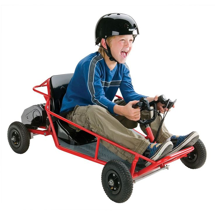 Razor Electric Dune Buggy - Red, Multicolor