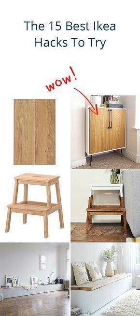 The 15 Best Ikea Hacks To Try: Our 15 favorite hac…