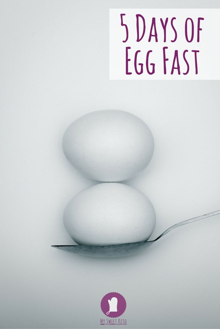 What's an Egg Fast?