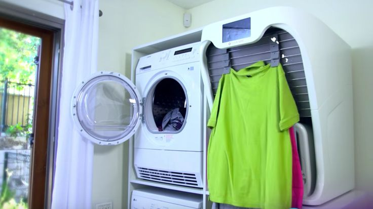 A Laundry Folding Machine Exists Because Technology Is Amazing