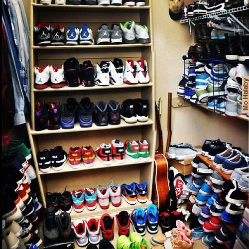 This Will Be My Closet One Day
