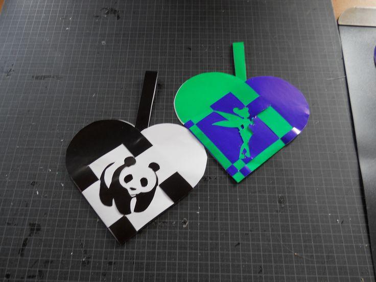 panda og klokkeblomst