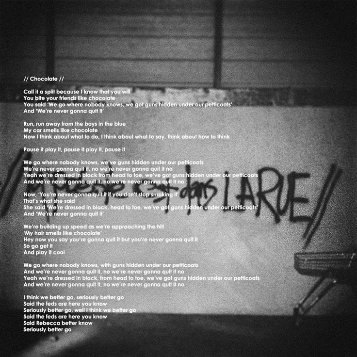 "407 best •â""""уяι¢ѕ• images on Pinterest   Lyrics, Music lyrics and ..."