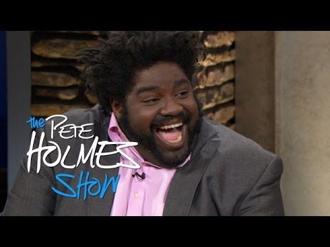 ▶ Ron Funches Is The Human Mayor Of An Animal Town   The Pete Holmes Show