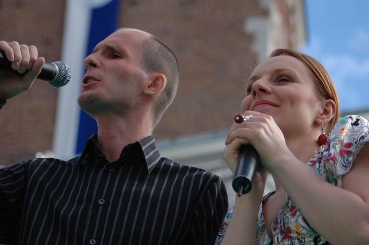 Festiwal Zaczarowanej Piosenki 2007 #zaczarowana scena: Łukasz Baruch i Ewelina Flinta