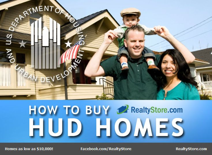 Learn how to buy HUD homes