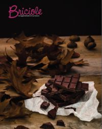 Briciole Autunno 2012 - #Freebie PDF for you. First collection of simple and quick Autumn #recipes from blog Oggi pane e salame, domani... #food