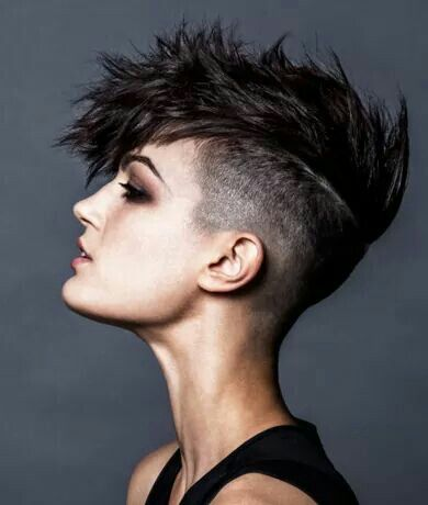 Amazing 413 Best Images About Hair On Pinterest Shorts Short Pixie And Short Hairstyles Gunalazisus