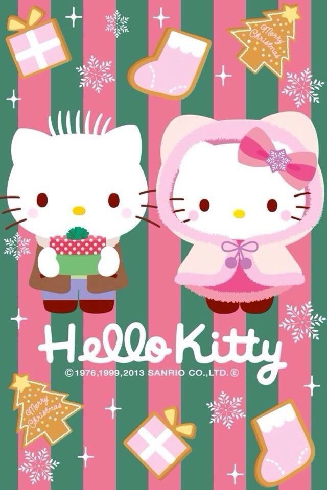 O kitty and friends wallpaper impremedia find this pin and more on hello kitty friends voltagebd Image collections