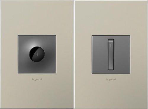 Legrand Adorne Modern Light Switches