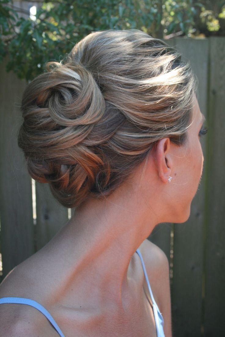 Bridal Hairstyle By Lia Negrete.