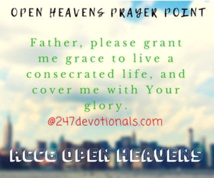 Open Heavens Prayer Point Inspiring Bible Verses Prayers Bible