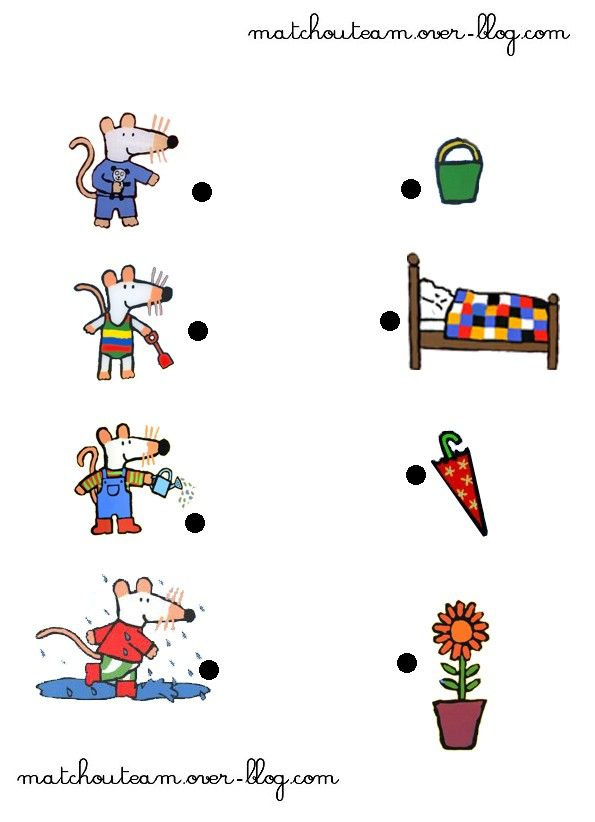 association mimi la souris