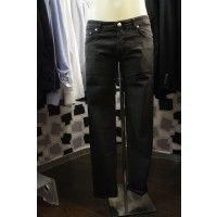 Jacob Cohen PW622 pantaloni marroni uomo 97% cotone 3% elastano