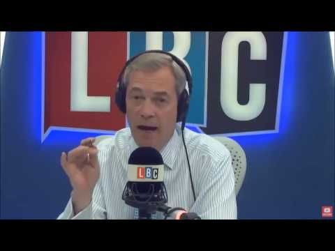 Nigel Farage Discusses Trump's Syria Strike - YouTube