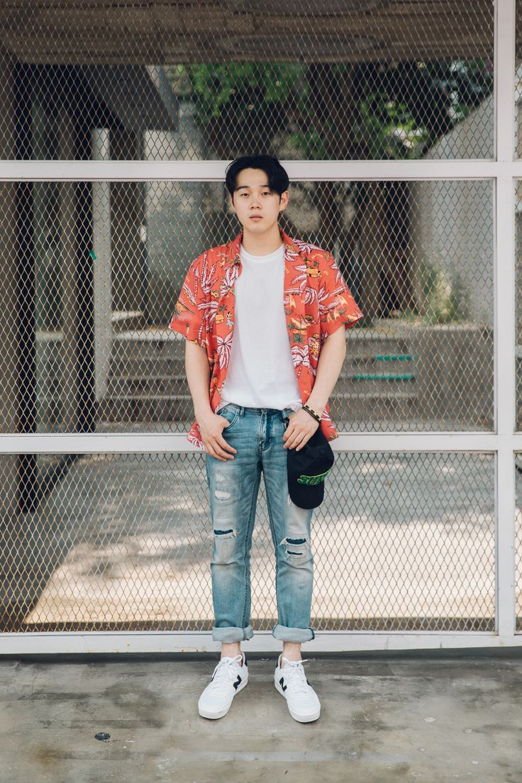 Men's Street Style South Korea - Summer 2016. Photo: Kyung Hoon Kim